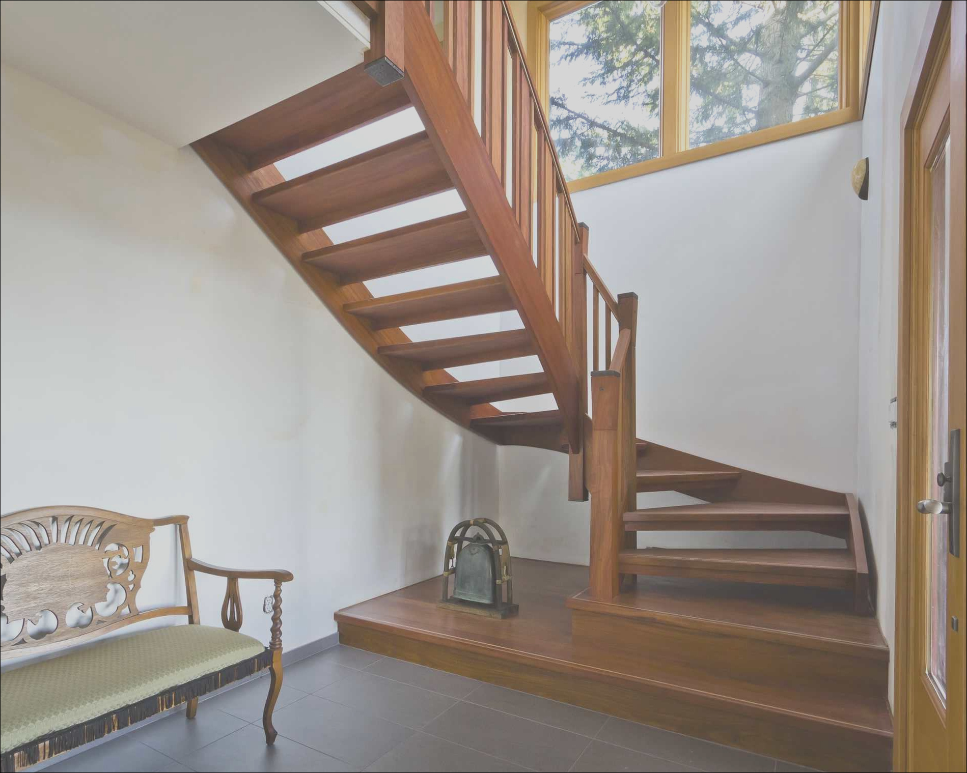 staircase options for small spaces