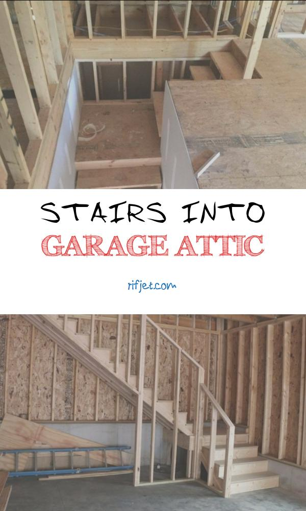 Stairs Into Garage attic New Turn Your attic Into A Bedroom