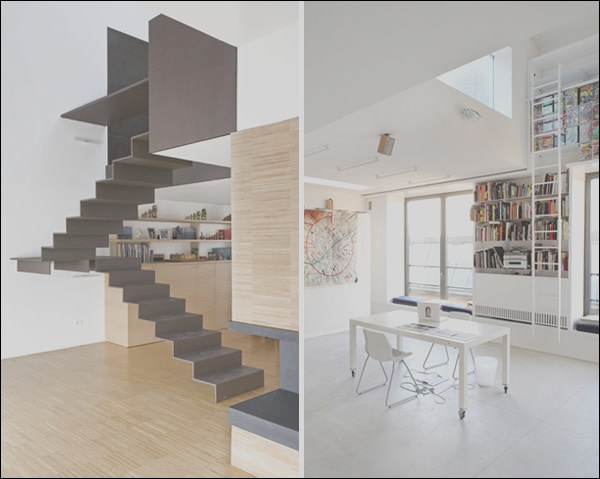 minimalist staircase 3 unique stair designs in one house