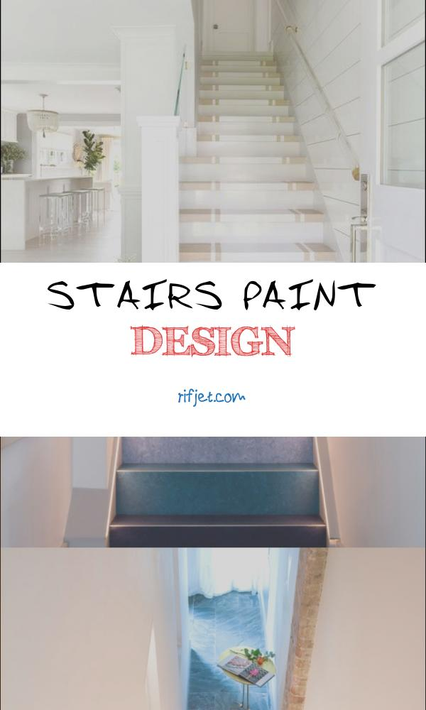 Stairs Paint Design Lovely 25 Pretty Painted Stair Ideas Creative Ways to Paint A