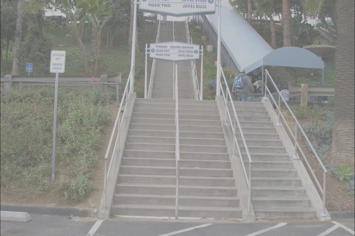 13 Conventional Stairs Parking Lot Gallery
