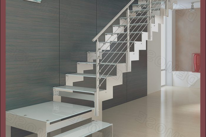 12 Natural Stairs Steel Grill Design Collection