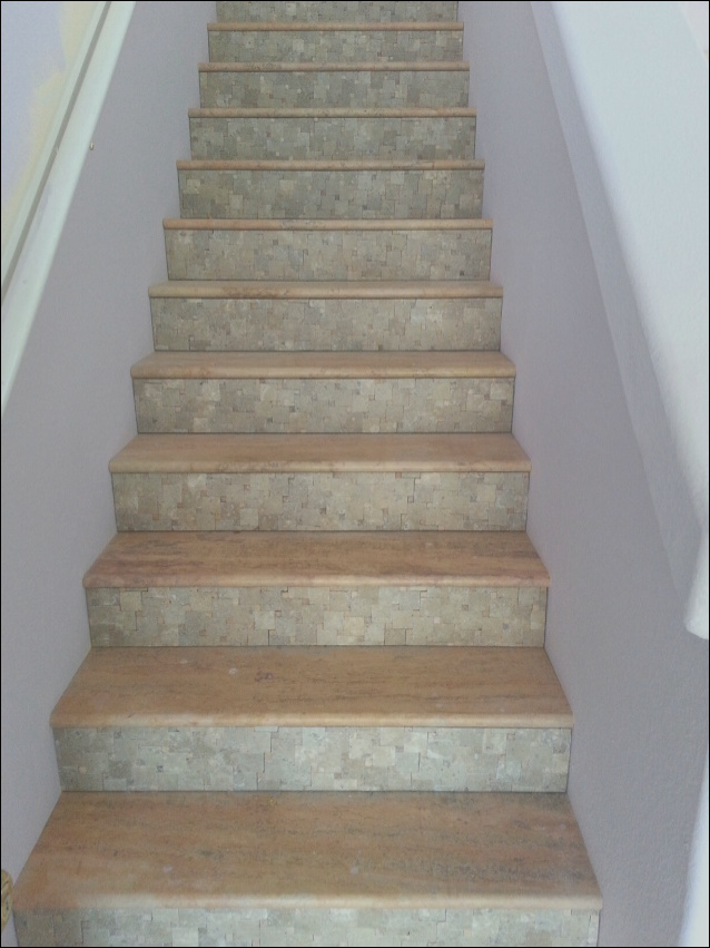 tiles design for stairs