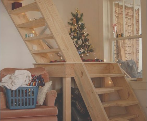 15 Loveable Stairs to Loft Ideas Gallery