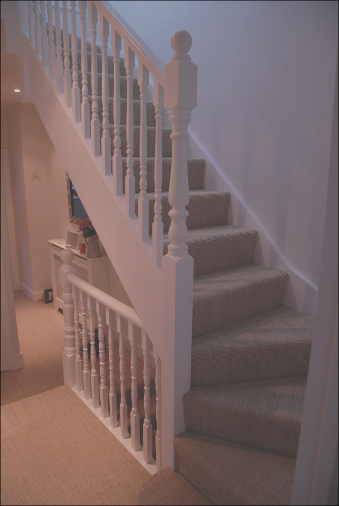 loft conversion and staircase