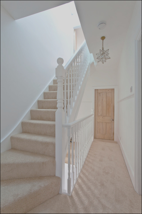 right stairs for a loft conversion