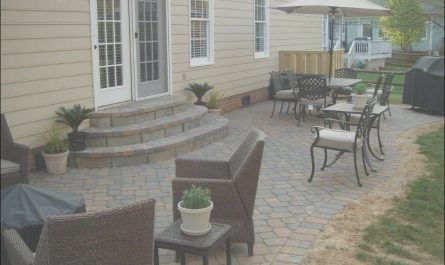 Stairs to Patio Ideas Awesome Patio On Pinterest