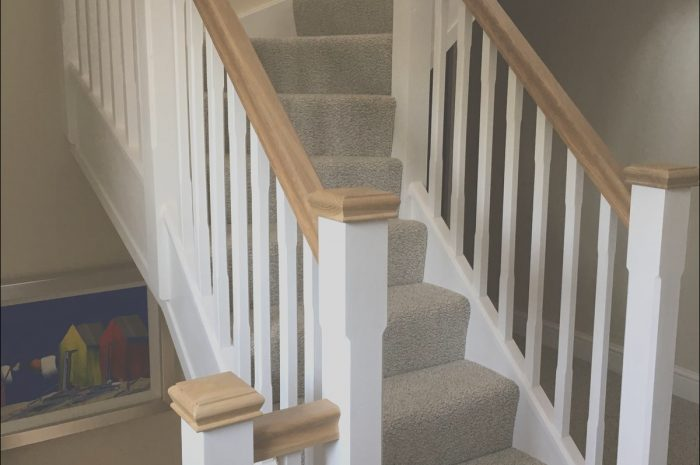 9 Fresh Stairs Wood Banisters Collection