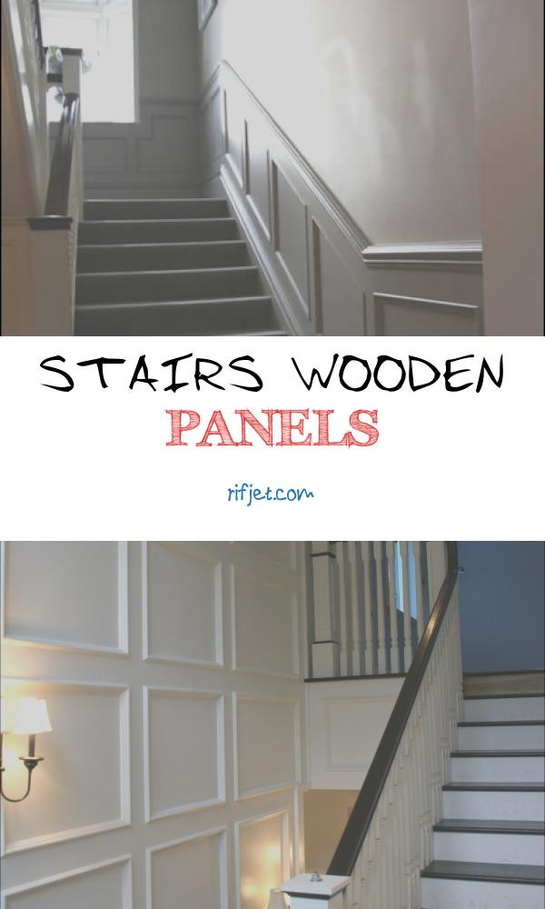 Stairs Wooden Panels Fresh Georgian Style Panelling