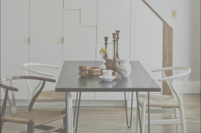 10 Pretty Table for Under Stairs Images