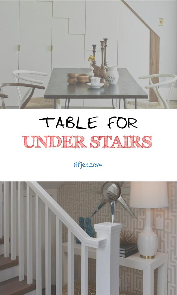 Table for Under Stairs Fresh 8 Newest Under Stairs Dining Table Stairs