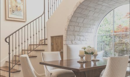 Table Near Stairs Beautiful Shm Architects & Interior Design Firm In Dallas