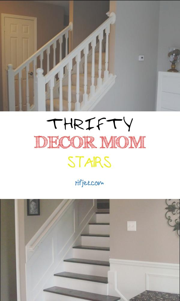 Thrifty Decor Mom Stairs Beautiful Thrifty Decor Mom the Stair Project