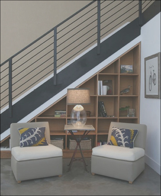 useful under stairs storage for various purposes in order to a tidy yet fy home
