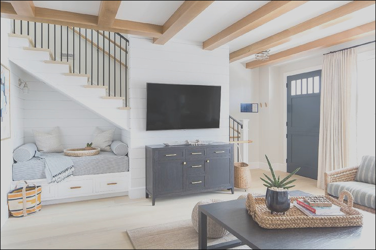 best of tv cabinet under staircase