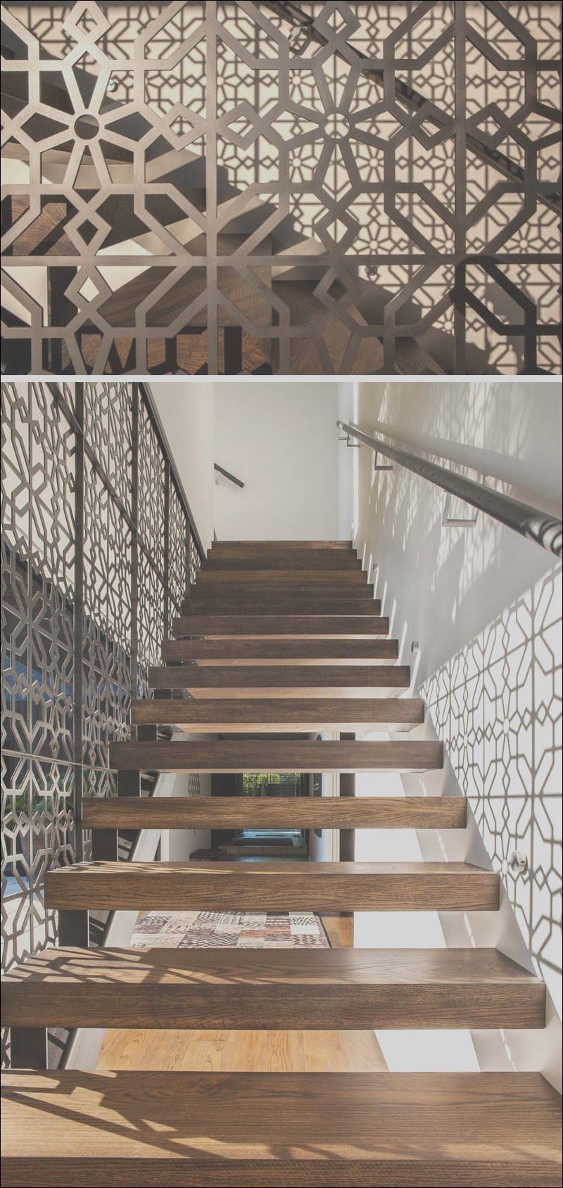 11 creative stair railings