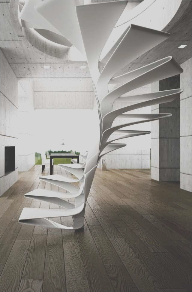 25 gorgeous and creative staircases design