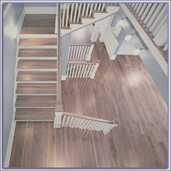 how to do vinyl plank flooring on stairs