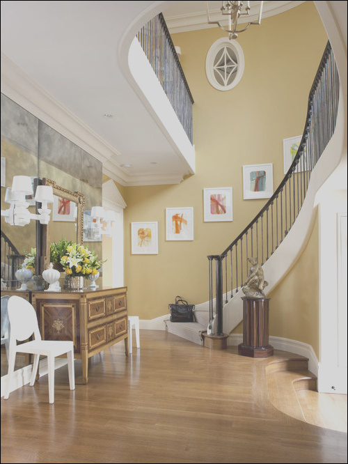 staircase wall