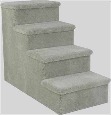 lucky cat heavy duty pet stair lws1003