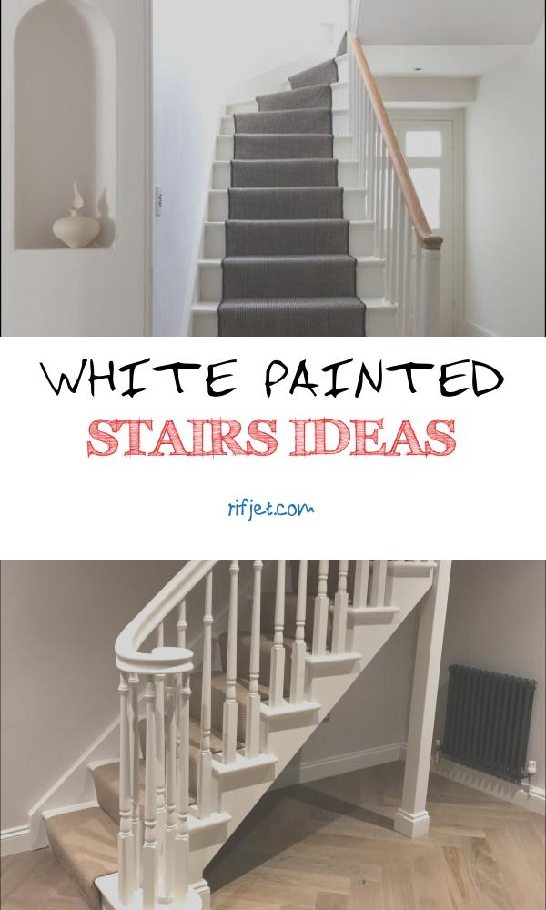 White Painted Stairs Ideas Fresh White Painted Stairs Ideas Remodel and Decor
