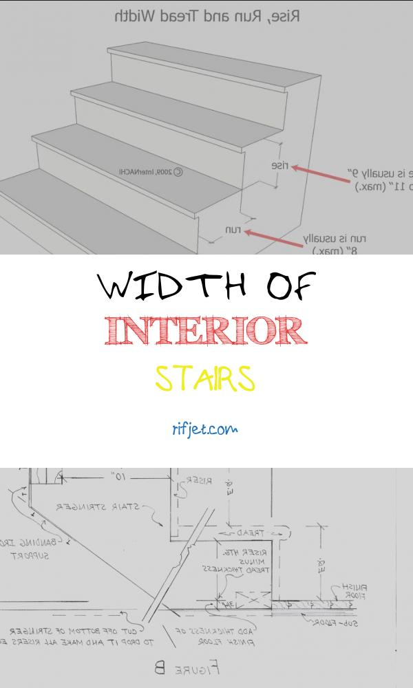 Width Of Interior Stairs Luxury 10 Amazing Interior Stairs Width S In 2020