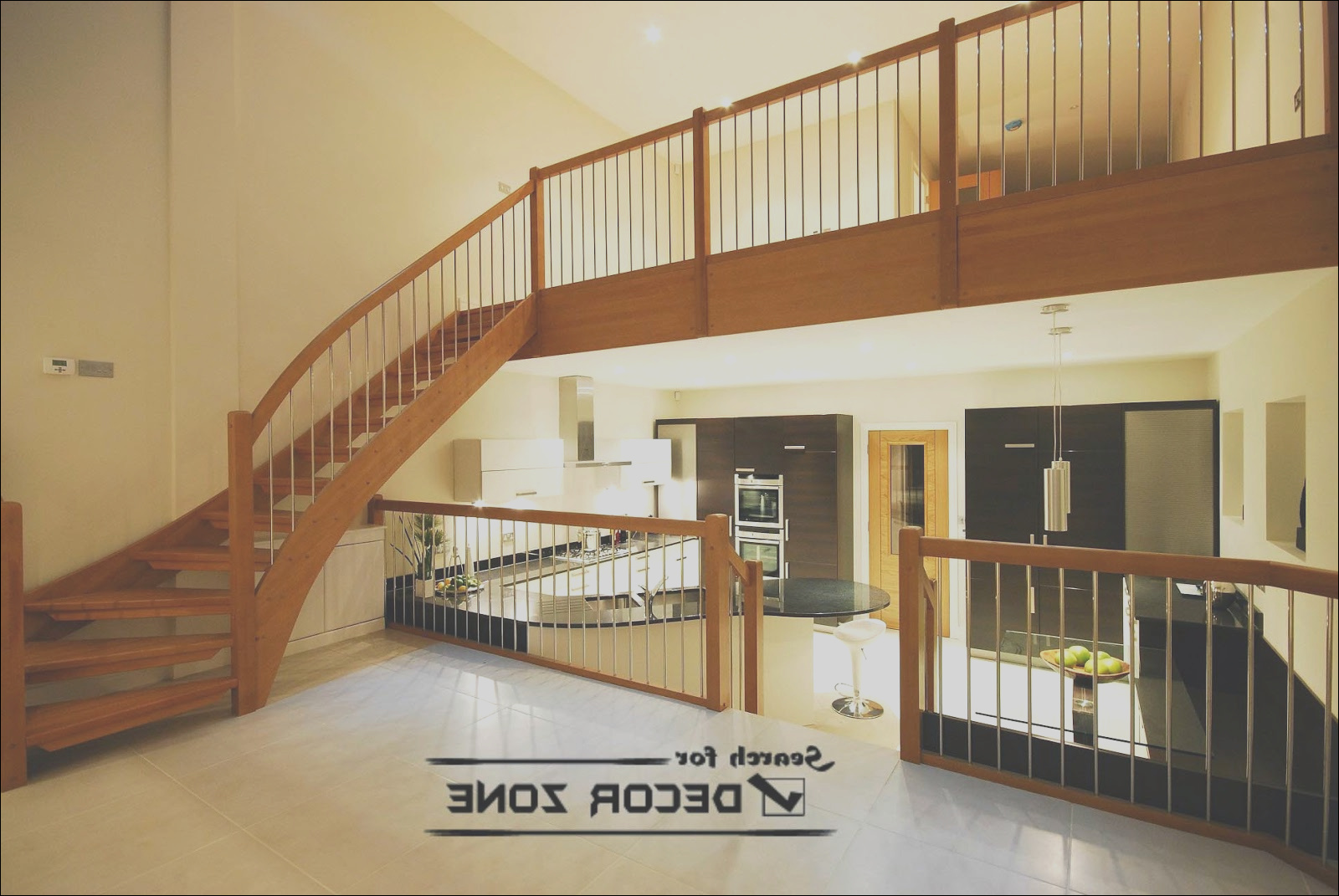 wooden staircase designs