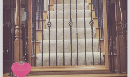 Wooden Baby Gate for Stairs Inspirational Baby Gate that Matches Your Staircase