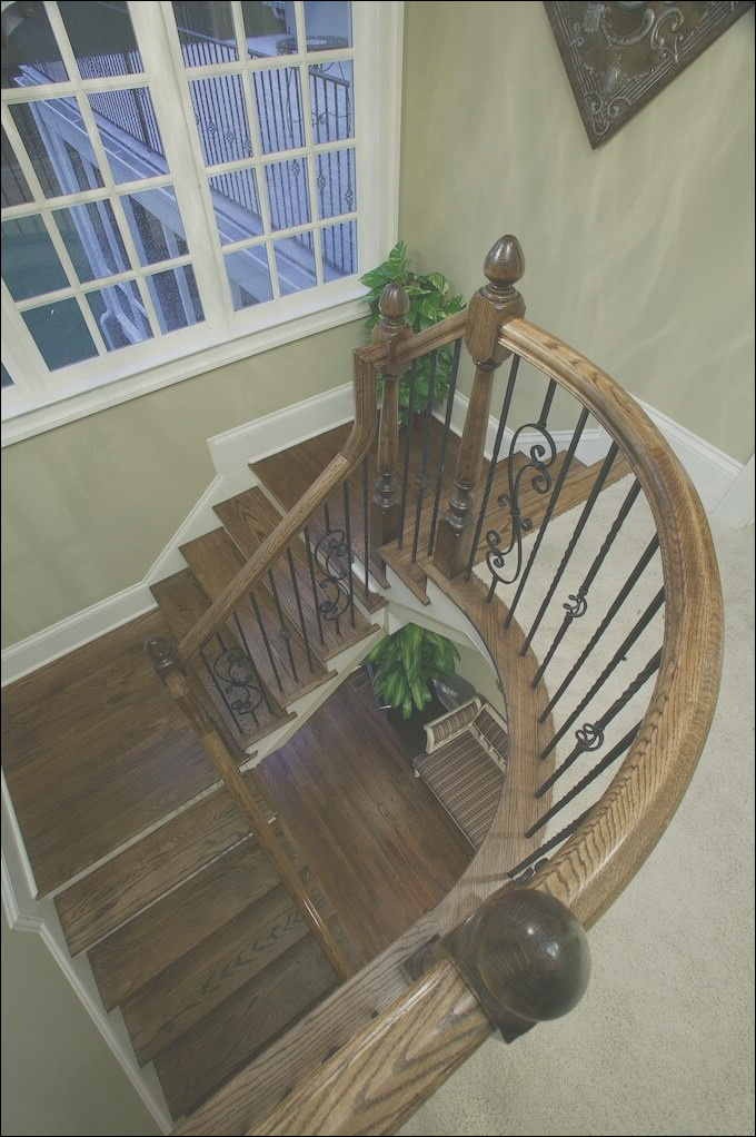 wood stair installation cost