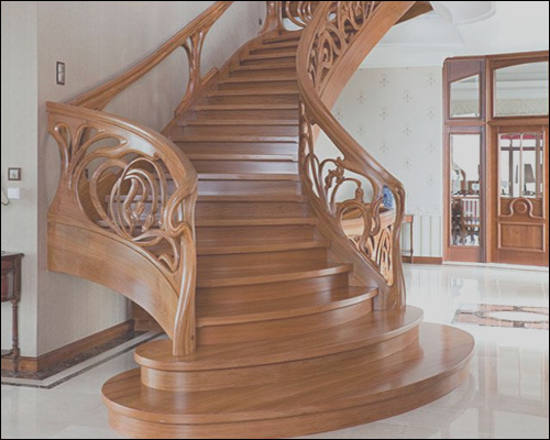 15 splendid wooden staircases you will definitely love