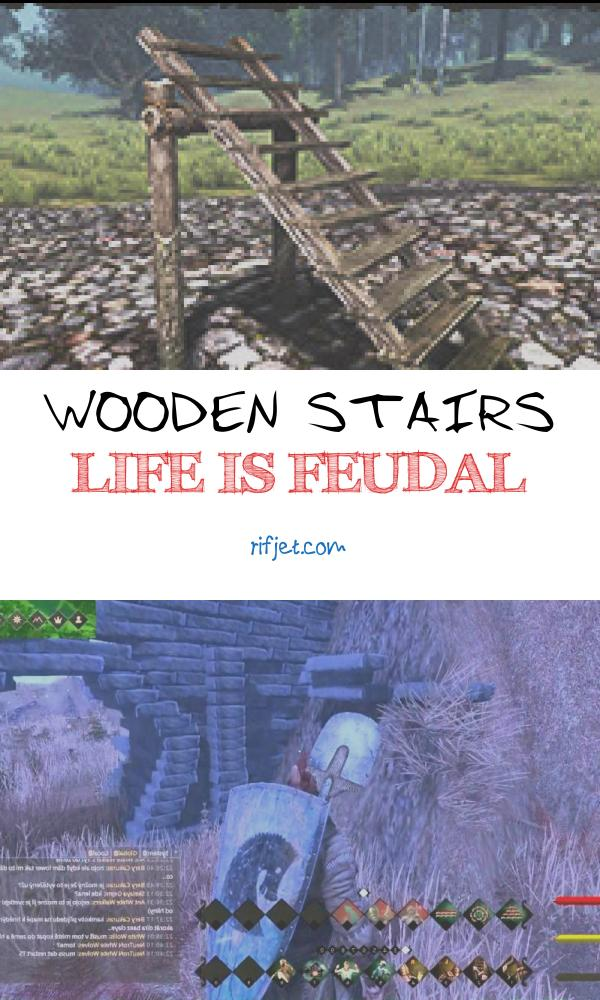 Wooden Stairs Life is Feudal Elegant Wooden Stairs Ficial Life is Feudal Wiki
