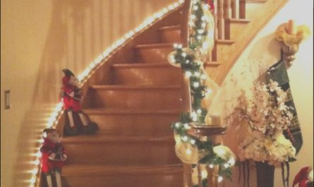 Xmas Ideas for Stairs Best Of Christmas Staircase Decorations Ideas for This Year