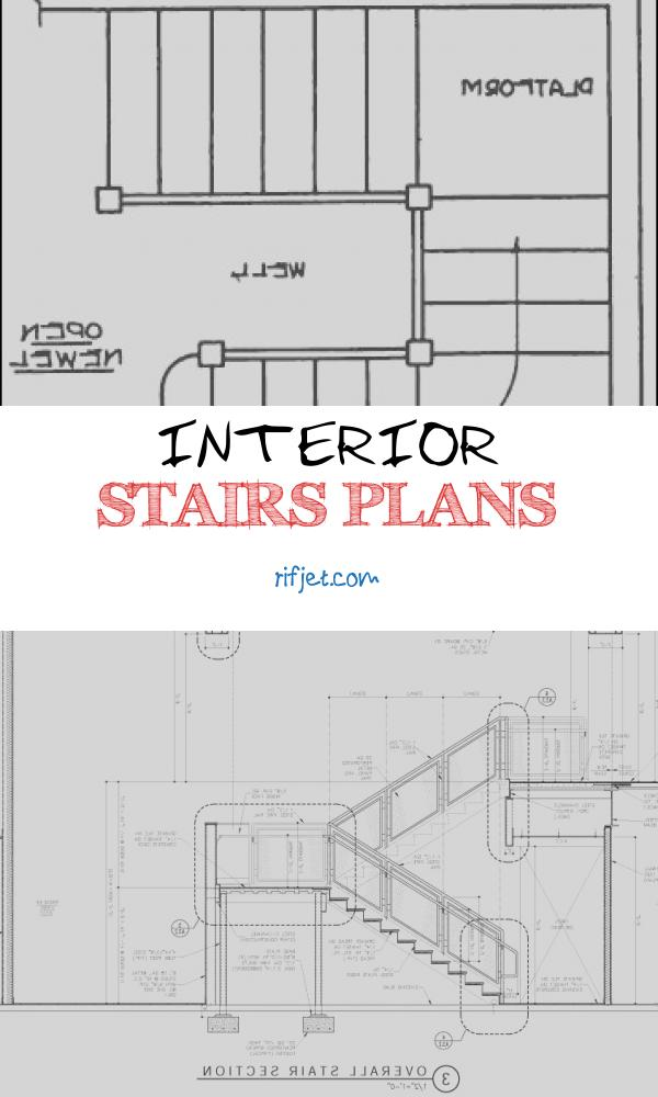 11 Antique Interior Stairs Plans Images