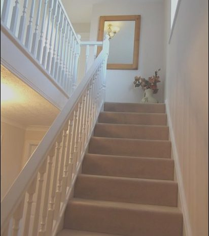 10 Liveable Stairs and Landing Paint Ideas Image