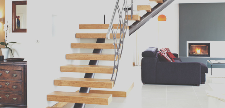 types of staircases and their pros and cons