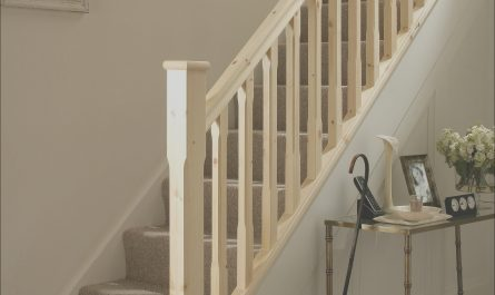 Stairs Ideas Pine Fresh Traditional Stop Chamfered Style Pine Staircase