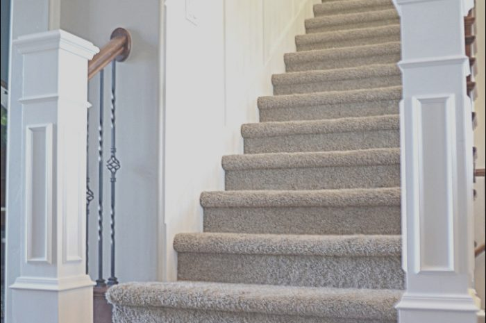 12 Majestic Stairs Molding Ideas Images