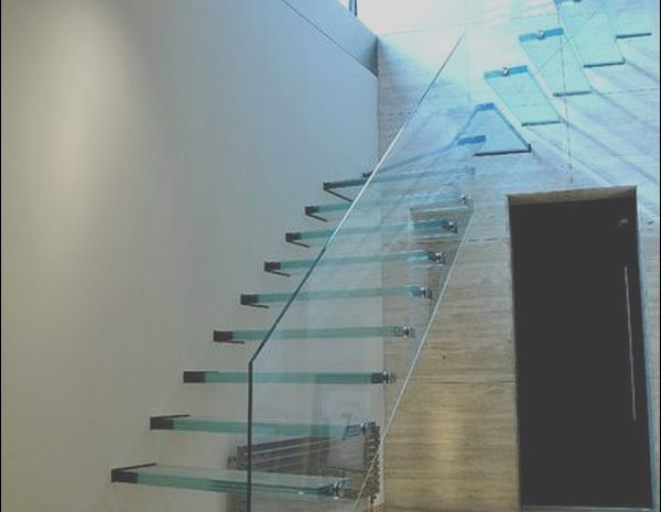 12 top Ultra Modern Glass Stairs Staircase Design Gallery