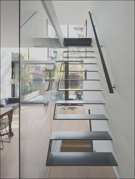 floating staircase design ideas