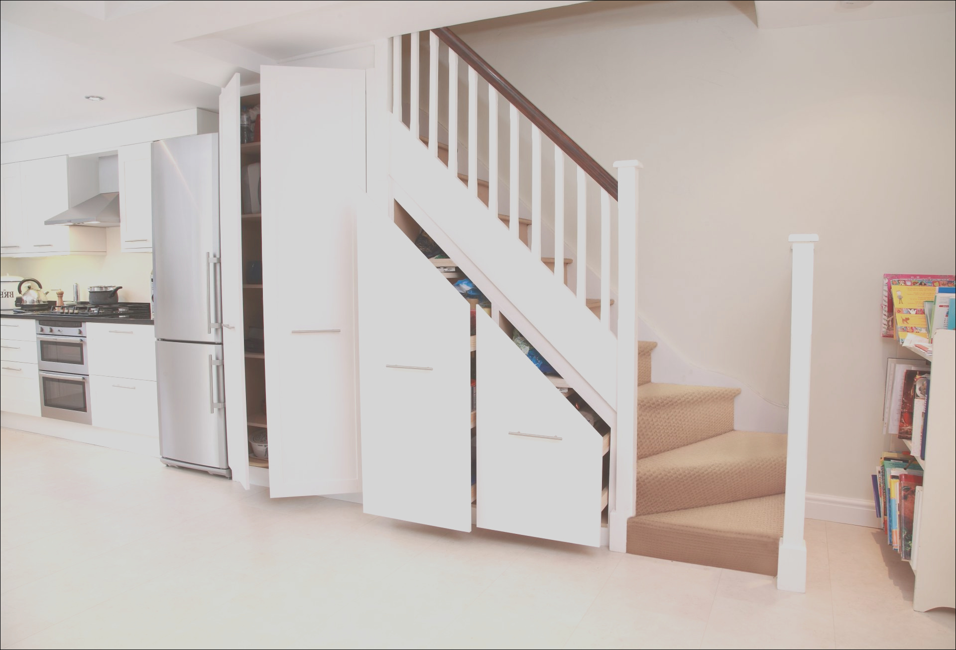 understairs storage units