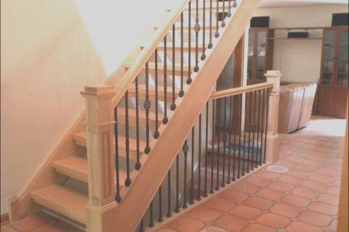 12 Best Wooden Handrails for Stairs Interior Uk Stock